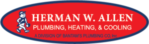 Herman Allen Plumbing, Heating & Cooling logo